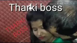 Romance with girl in office by tharki boss and don't  see children
