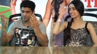 Interview with Shraddha & Taaha - Luv Ka The End