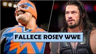Muere Rosey WWE: Hermano de Roman Reigns y Superheroe en entrenamiento