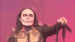 Cradle Of Filth - Nymphetamine (L:ive at Hellfest)
