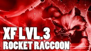 UMVC3: RACCOON XF LVL.3