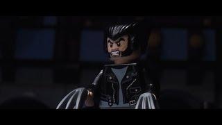 Lego The Wolverine Trailer