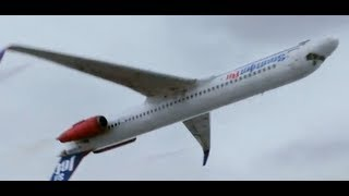 FLIGHT 'the Movie' CRASH_SCENE ~ WOAH ! ♦ DENZEL's Wild Ride !