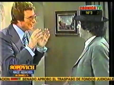 LA VOZ DEL RIOBA OPERECION JA JA 1981 MINGUITO Y EL PRESO
