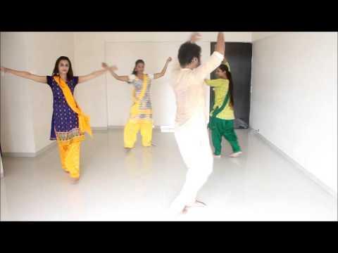Learn Garba dance Steps from Devesh Mirchandani Tutorials