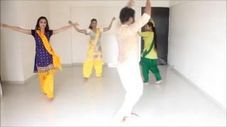 Learn Garba dance Steps from Devesh Mirchandani (Tutorials)