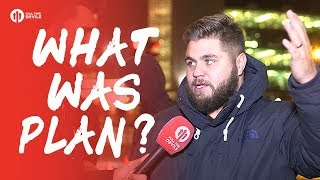 Howson: WHAT WAS THE PLAN? Manchester United 1-2 Manchester City FANCAM