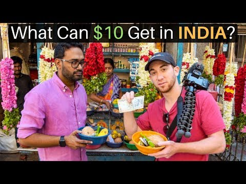 What Can 10 Get You in INDIA