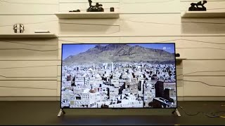 Unboxing The New Ultra Slim X900C Sony TV (4K Ultra HD)