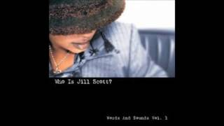 Who is Jill Scott? Album