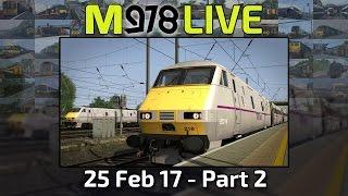 DVT Banter! | Train Simulator 2017 | M978 Live
