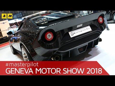 Le 10 auto novità top assoluto del Salone di Ginevra 2018 Masterpilot vlog