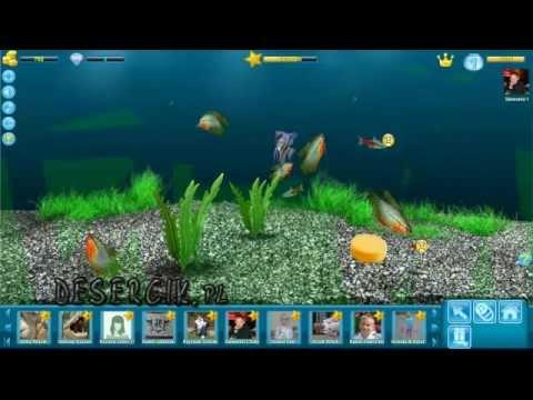 Gra Wodny Świat 3D na naszej klasie
