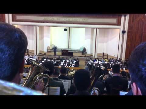 Ensaio Regional Curitiba 25 03 2012 CCB Portão Hino 41 Sião Celestial