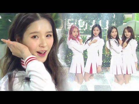 《Debut Stage》 LOOΠΔ 1/3 (이달의 소녀 1/3) - Love&Live (지금, 좋아해) @인기가요 Inkigayo 20170312