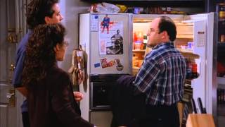 Babs and COSMO Kramer Seinfeld clip from The Switch