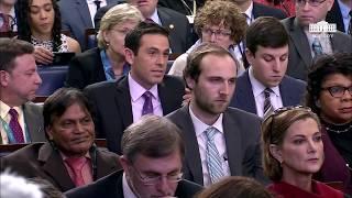 Sanders Briefs reporters on Trump's FISA tweets