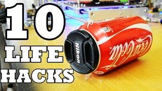 10 Lifehacks That Simplify Your Life!