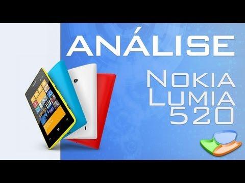 Nokia Lumia 520 Análise Tecmundo