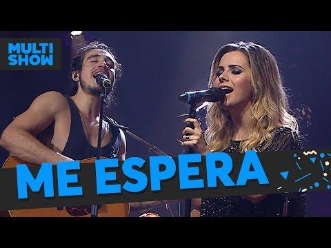 Me Espera | Sandy + Tiago Iorc | Música Boa Ao Vivo | Música Multishow
