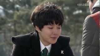 MuYeol EunJae Sweet Ending - Kiss scene (Wild Romance)