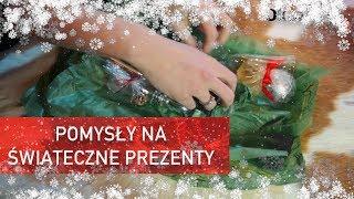 Pomysły na świąteczne prezenty  Ula Pedantula #30