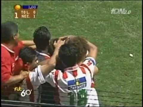 Final Verano 1998 Toluca Vs. Necaxa 5 2 Futbol Retro