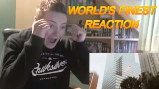 SUPERGIRL - 1X18 WORLD'S FINEST REACTION