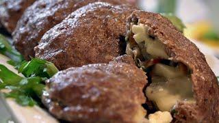 كباب حلبي/ كباب المعجوقة - Kebab Halebi