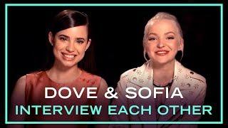 Descendants 2 Stars Dove Cameron and Sofia Carson Interview Each Other | Disney Style