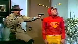 El Chapulín Colorado *Las Bombas hacen mucho daño en Ayunas* parte 1-3 (1976)