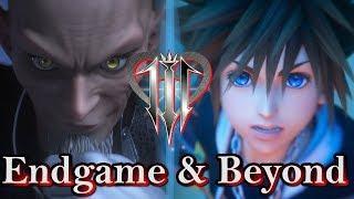 25 Days of Kingdom Hearts 3 – Endgame & Beyond   HMK