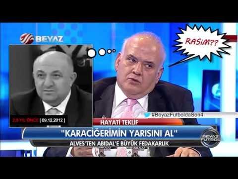 Ahmet Çakar: 'Rasime, içine verdikten sonra büyüyecek organımı veririm'