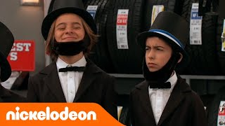 Nicky Ricky Dicky and Dawn   Attori in uno spot   Nickelodeon