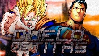 Goku VS. Superman | Duelo de Titãs [REMAKE]