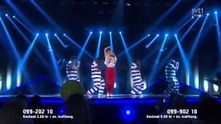 Ace Wilder - Busy Doin' Nothin' - Melodifestivalen 2014