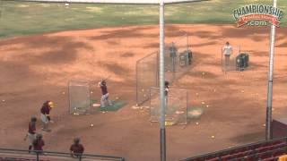 Station Drills for Batting Practice