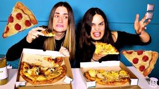 PIZZA CHALLENGE 🍕 Seniora Elis
