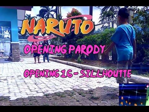 Naruto Shippuden Parody Opening 16 Silhoutte By Kana Boon