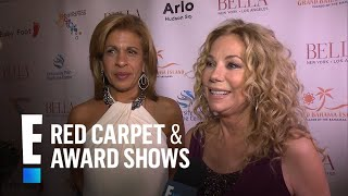 Hoda Kotb Spills on Moving in With BF Joel Schiffman   E! Live from the Red Carpet