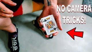 No Camera Tricks - Magic Compilation