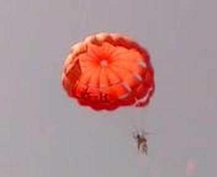 becky parasailing tunisia =D....2
