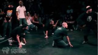 Evolution 6 Bboy Battle New York City | YAK FILMS