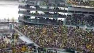 Jerome's Final Intro at Heinz Field