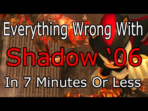 Everything Wrong With Shadow 06 In 7 Minutes Or Less
