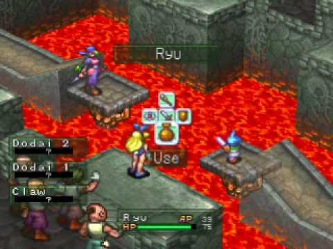 Let's Play Breath of Fire 3 - Bonus 01- Dodai fail