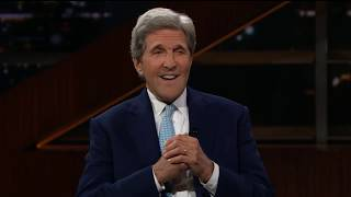 John Kerry: Truth Teller | Real Time with Bill Maher (HBO)
