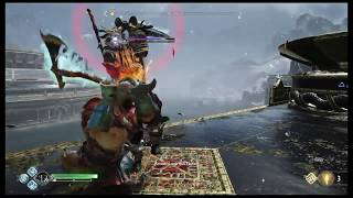 God Of War 4 - Master Of Combat