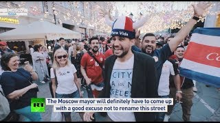 World Cup Team RT highlights: Host Cities