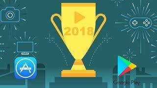 """أفضل  10 تطبيقات لجوجل """" اندرويد"""" و ابل لعام 2018"""